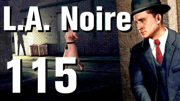 "ZZZZK. L.A. Noire Walkthrough Part 115: ""A Polite Invitation"" (1 of 7) Promo Image"