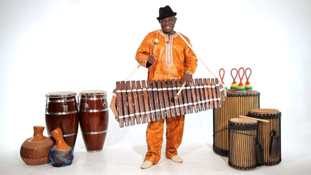 ZN. How to Play the Balafon Promo Image