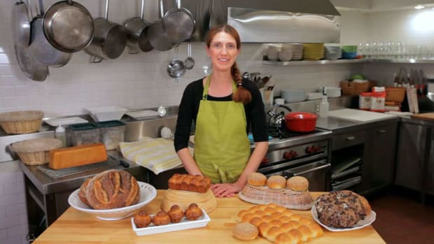 ZI. How to Make Bread with Melissa Weller Promo Image