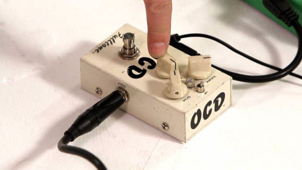 T. What Are Overdrive Guitar Pedal Settings? Promo Image