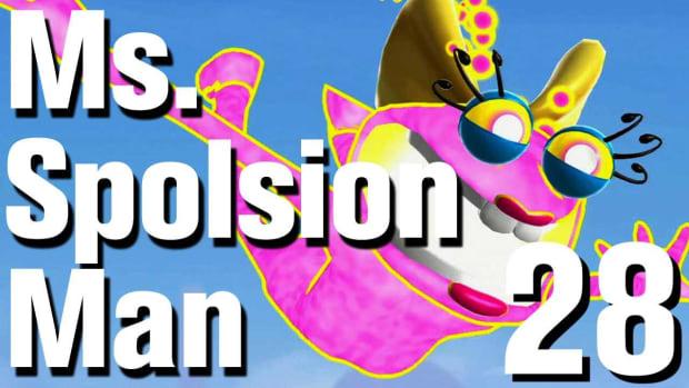 ZB. Ms. Splosion Man Walkthrough: Level 2-9 Promo Image