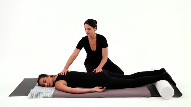 G. Basic Shiatsu Massage Techniques Promo Image