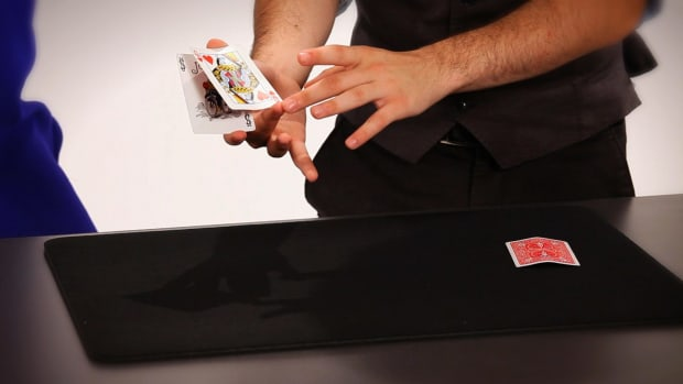 G. How to Do the 3-Card Monte Trick Promo Image