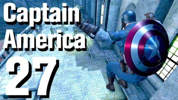 ZA. Captain America Super Soldier Walkthrough: Chapter 13 (1 of 2) Promo Image