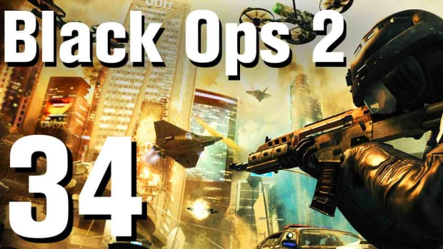 ZH. Black Ops 2 Walkthrough Part 34 - Odysseus Promo Image