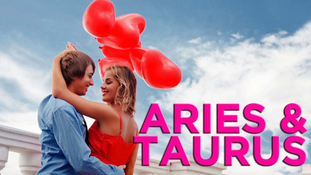 Z. Are Aries & Taurus Compatible? Promo Image