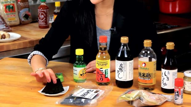 S. How to Stock a Japanese Pantry Promo Image