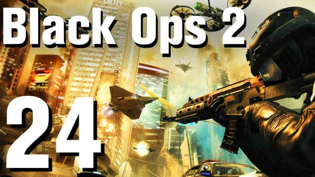 X. Black Ops 2 Walkthrough Part 24 - Karma Promo Image