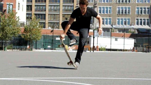 Z. How to Do a Tornado Spin on a Skateboard Promo Image
