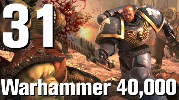 ZD. Warhammer 40K Space Marine Walkthrough Part 31: Dying of the Light Promo Image