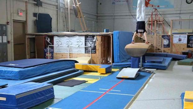 W. Gymnastics Vault Move Tips Promo Image