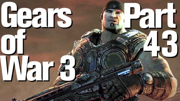 ZQ. Gears of War 3 Walkthrough: Act 4 Chapter 3 (1 of 2) Promo Image