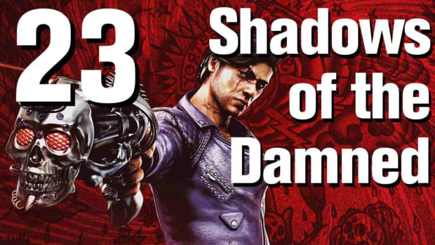 W. Shadows of the Damned Walkthrough: Act 3-4 The Bird's Nest (1 of 2) Promo Image