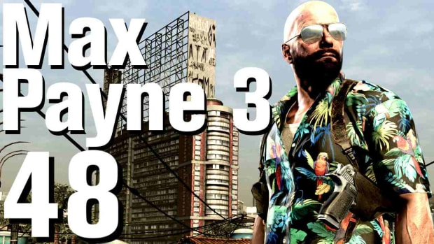 ZV. Max Payne 3 Walkthrough Part 48 - Chapter 13 Promo Image