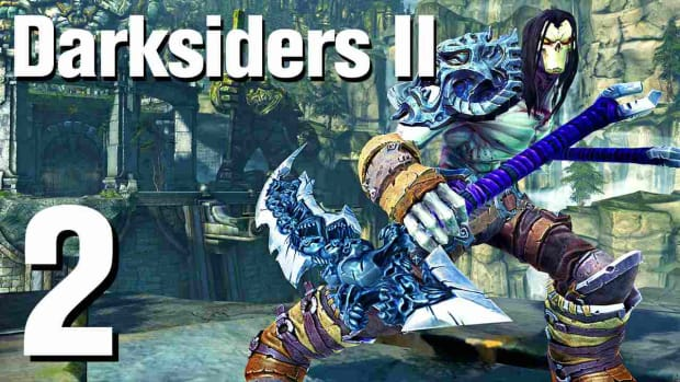 B. Darksiders 2 Walkthrough Part 2 - Introduction Promo Image