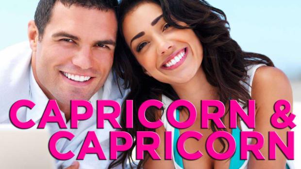 ZZZR. Is Capricorn Compatible with Capricorn? Promo Image