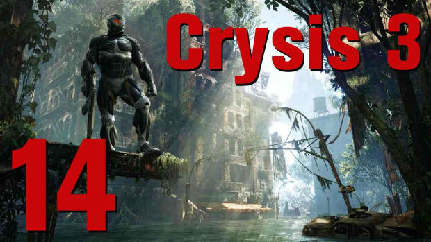K. Crysis 3 Walkthrough Part 6 - The Root of All Evil Promo Image