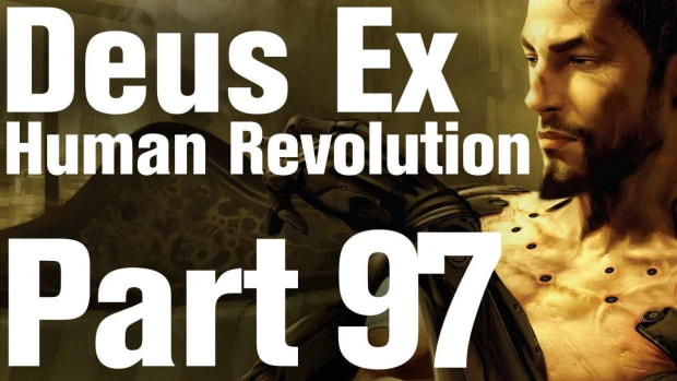 ZZZS. Deus Ex: Human Revolution Walkthrough - Motherly Ties (3 of 4) Promo Image