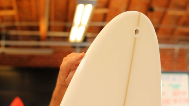 ZM. What Is a Round Tail Surfboard? Promo Image