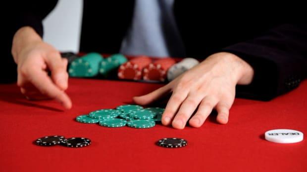 G. Poker Antes Promo Image