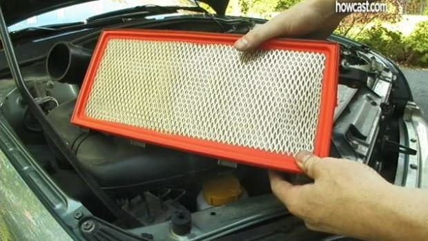U. How to Change Your Air Filter Promo Image