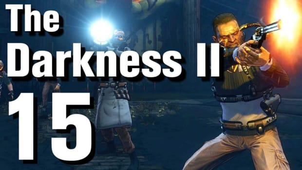 O. The Darkness 2 Walkthrough - Part 15 The Asylum Promo Image
