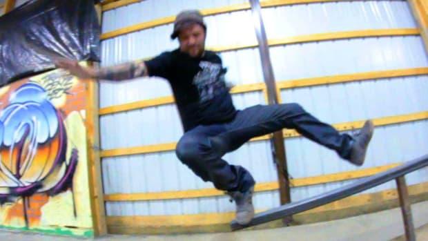ZG. How to Execute a Skateboarding Fall Promo Image