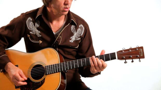 U. How to Play Double Stops in Thirds on Country Guitar Promo Image