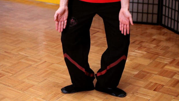K. How to Do a Yee Ji Kim Yeung Ma aka Adduction Stance Promo Image