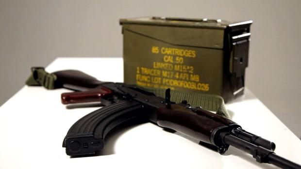 W. AK-47 Review Promo Image