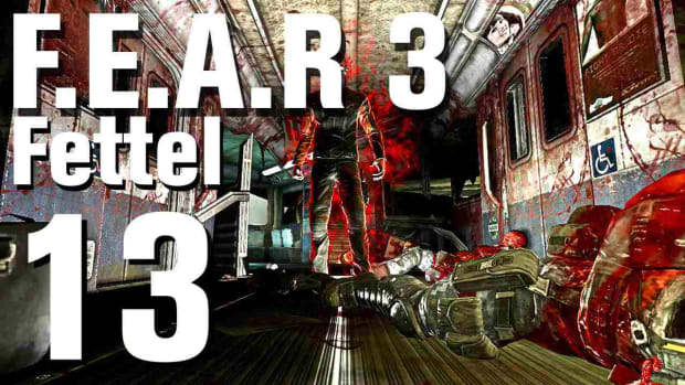 M. F.E.A.R. 3 Fettel Walkthrough Part 13: Slums (5 of 6) Promo Image