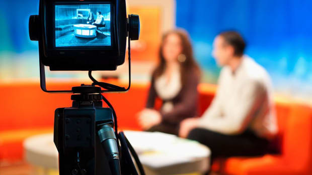 P. How to Get a Client on a Talk Show Promo Image