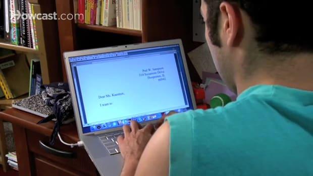 ZX. طريقة كتابة خطاب تقديم Promo Image