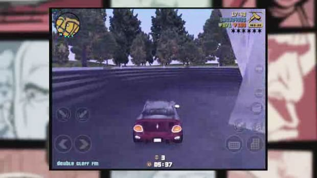 ZP. GTA3 iOS Walkthrough Part 42 - Espresso 2 Go Promo Image