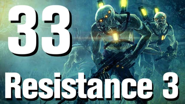 ZG. Resistance 3 Walkthrough Part 33: Retribution Promo Image