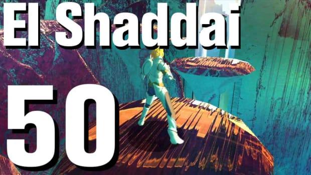ZX. El Shaddai Ending Promo Image