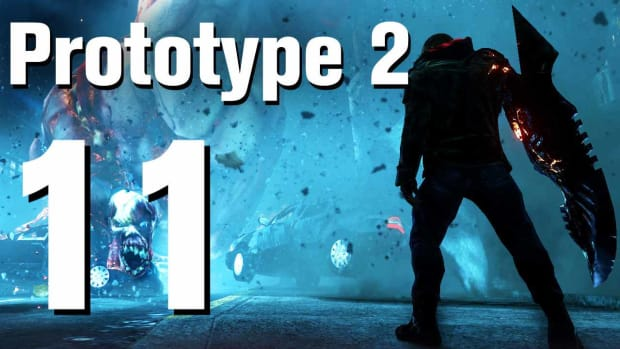 K. Prototype 2 Walkthrough Part 11 - Feeding Time Promo Image