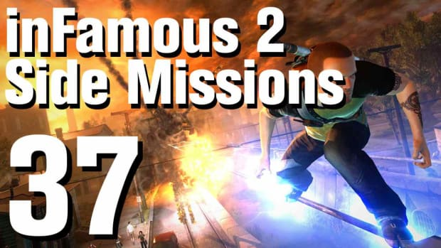 ZZZE. inFamous 2 Walkthrough Side Missions Part 37: Prescription Strength Promo Image