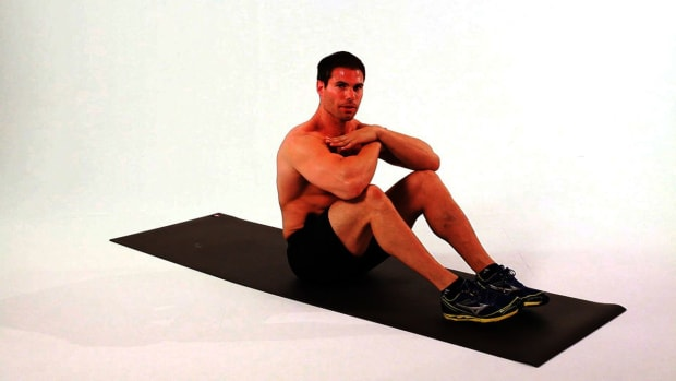 A. How to Do a Sit-Up Promo Image