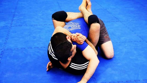 ZM. How to Do 2 Side Control Escapes in MMA Fighting Promo Image