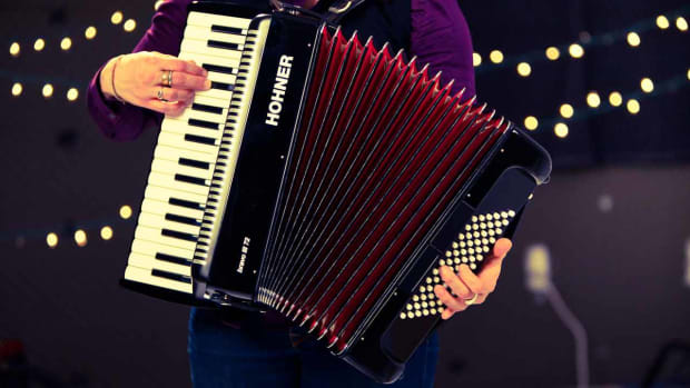 I. How to Play the Accordion with Both Hands Promo Image