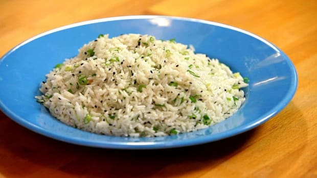 M. How to Make Scallion Rice Promo Image