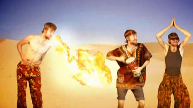 ZL. How to Get Involved at Burning Man Promo Image