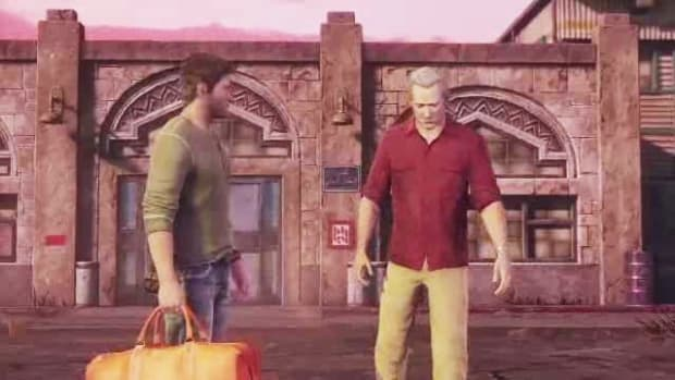 ZZB. Uncharted 3 Ending Promo Image