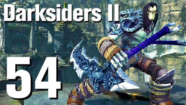 ZZB. Darksiders 2 Walkthrough Part 54 - Chapter 8 Promo Image