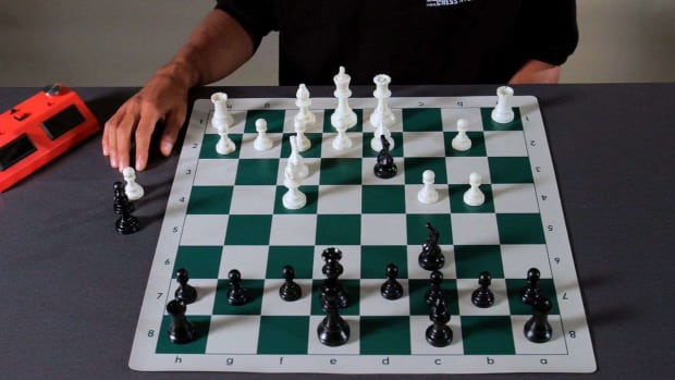 ZE. What Is a Smothered Checkmate? Promo Image