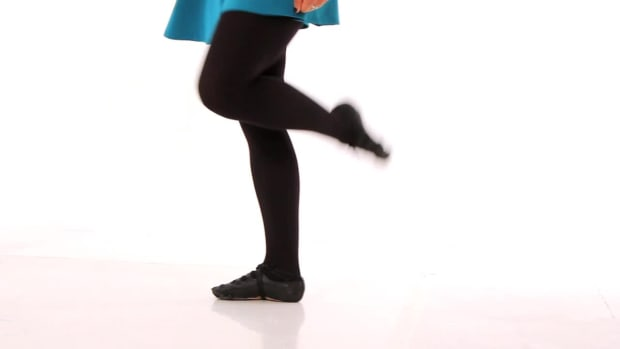 Q. How to Do a Jump 2-3 & an Over 2-3 in Irish Step Dancing Promo Image