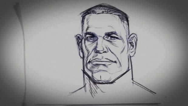 M. How to Draw John Cena Promo Image