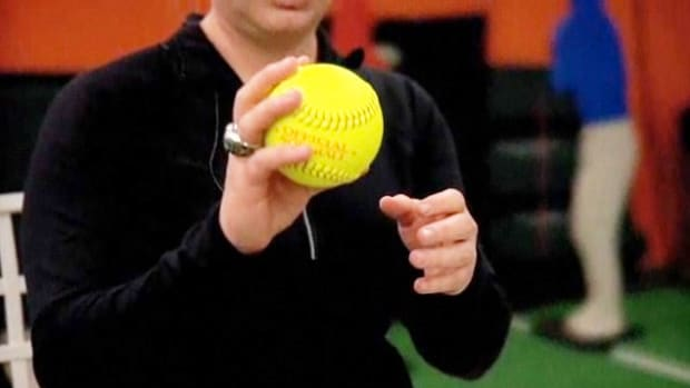 O. How to Hold a Softball Correctly Promo Image