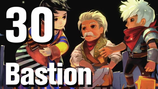 ZD. Bastion Walkthrough Part 30: Point Lemaign (1 of 2) Promo Image